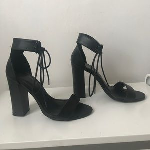 Charlotte Russe, size 7, heels.
